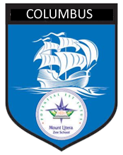 Columbus House Badge