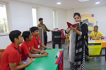 Co-Curriculum Activities at school