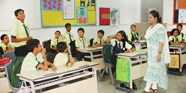 School Timing And Prayer Followed At Mount Litera Dhr